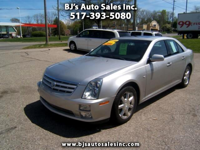 2006 Cadillac STS only 64000 miles 4x4 moon roof leather very sharp- inside and out just 749500