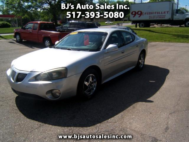 2004 Pontiac Grand Prix VERY CLEAN INSIDE AND OUT LEATHER INTERIOR 3800 ENGINE- CD PLAYER LOSDED