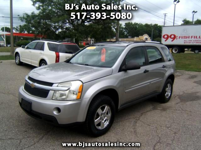 2008 Chevrolet Equinox very sharp inside and out 4 new tires only 109k power windows mirrors tilt c