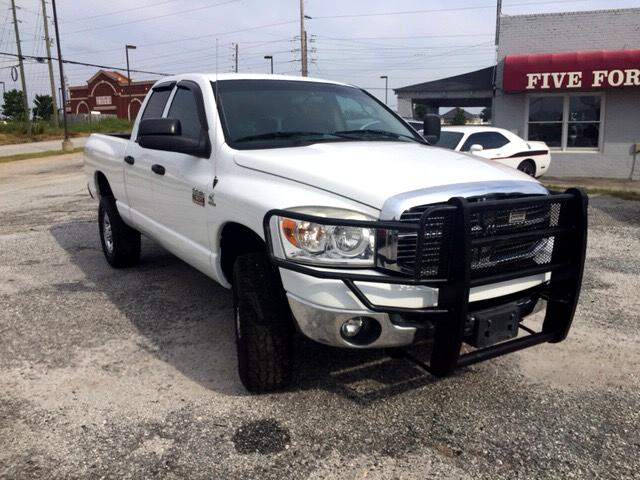 2007 Dodge Ram 2500 SLT Plus Quad Cab Short Bed 4WD