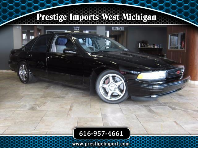 1996 Chevrolet Impala SS SPECIAL EDITION