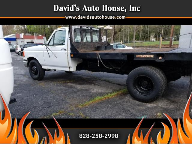 1990 Ford F350 flatbed