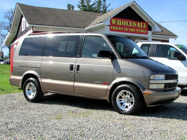 1999 Chevrolet Astro AWD