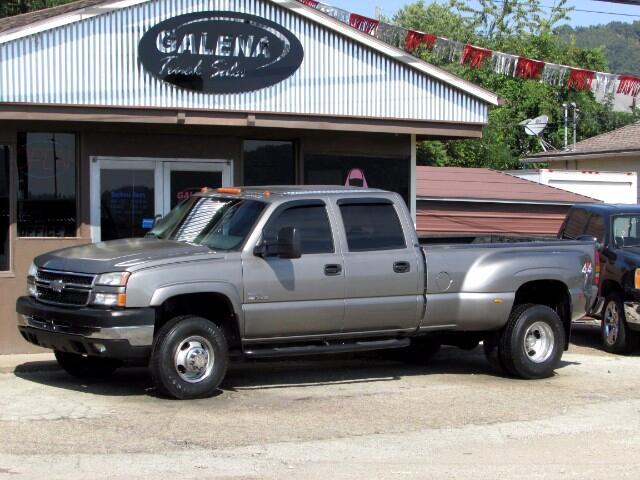 2006 Chevrolet Silverado 3500 Work Truck Crew Cab 4WD DRW