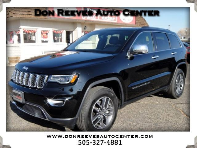 2017 Jeep Grand Cherokee LIMITED LUXURY II
