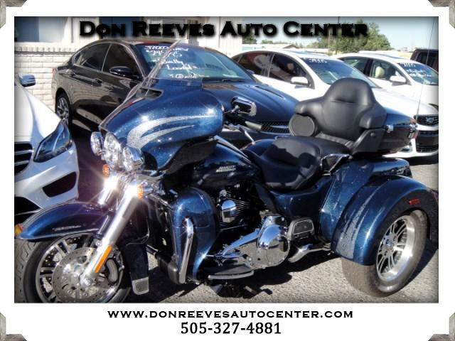 2016 Harley-Davidson FLHTCUTG TRI GLIDE ULTRA