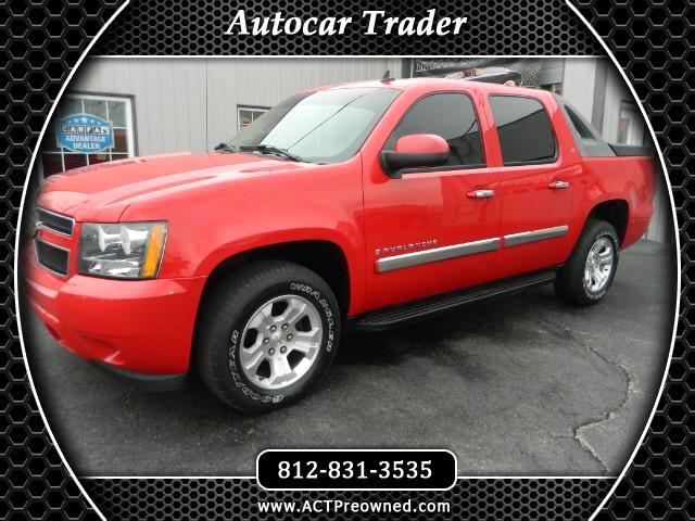 2008 Chevrolet Avalanche LT3 4WD