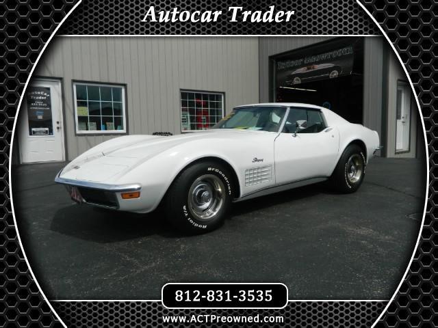 1971 Chevrolet Corvette Sting Ray