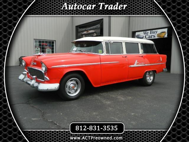 1955 Chevrolet Bel Air Wagon