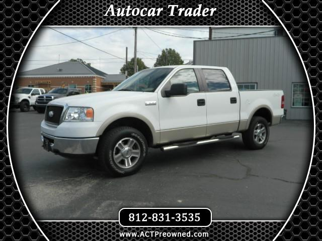 2007 Ford F-150 XLT 4x4 SuperCrew