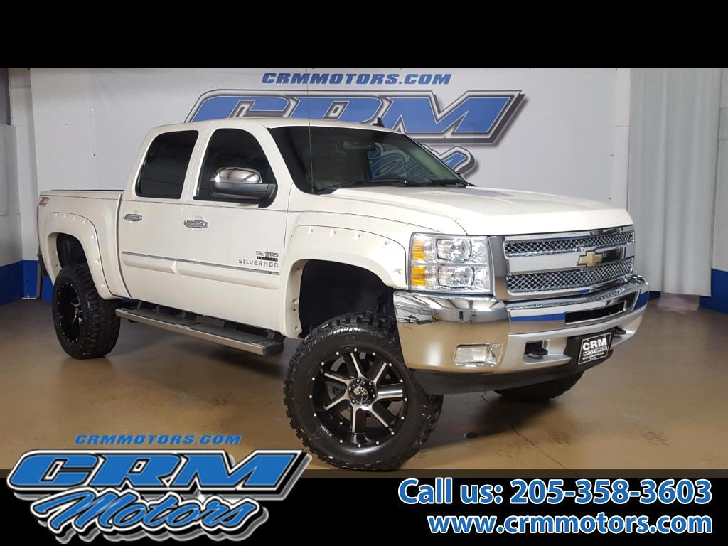 2012 Chevrolet Silverado 1500 Texas Edition LT 4WD