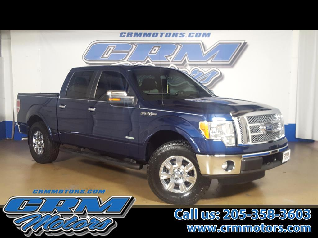 2011 Ford F-150 Lariat 2WD