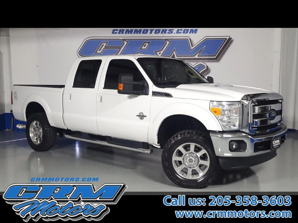 2014 Ford F-250 SD Lariat 4WD