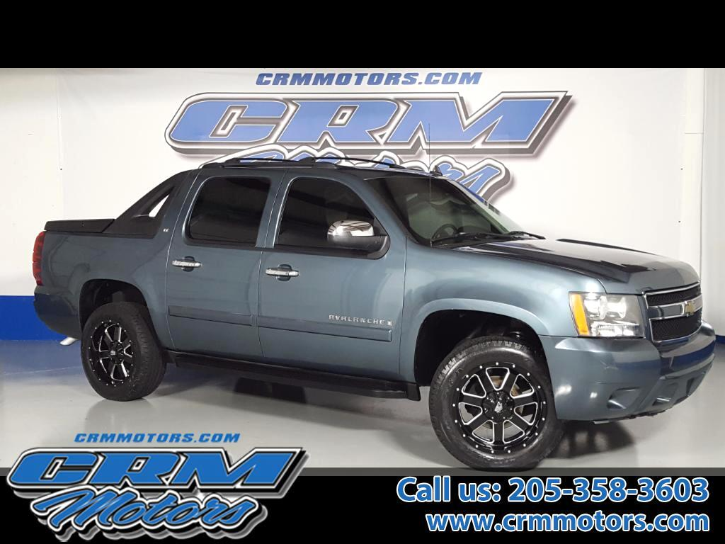 2008 Chevrolet Avalanche LT 2WD