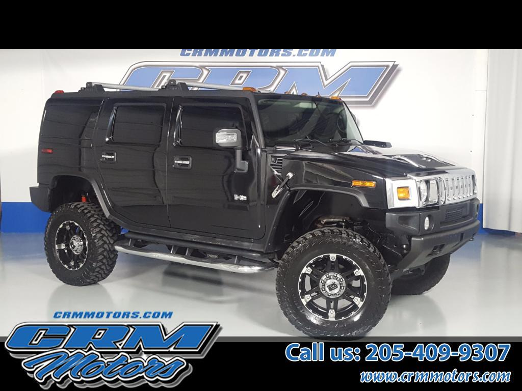 2007 HUMMER H2 LUXURY, 7 INCH LIFT, WHEELS, TIRES