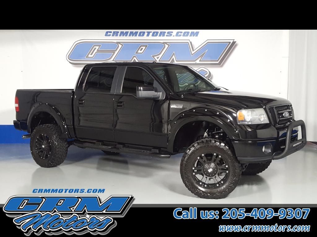 2007 Ford F-150 Lariat 4WD