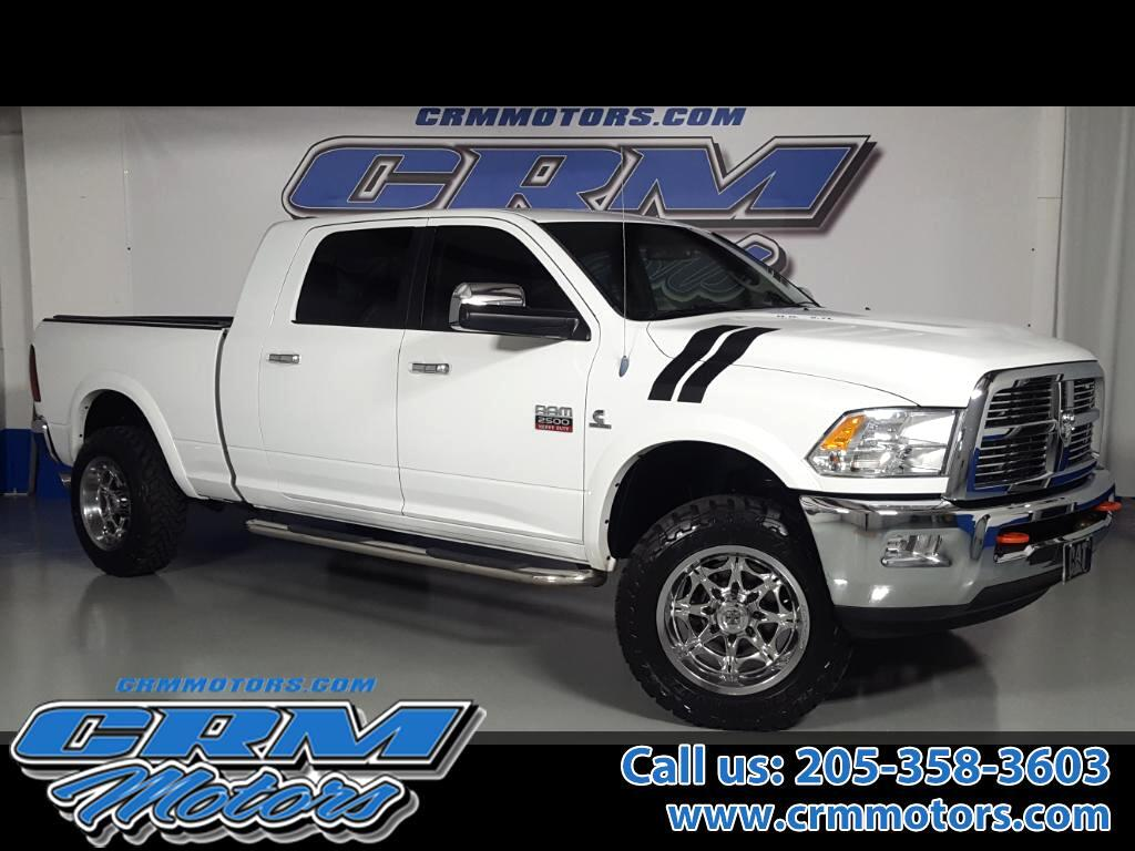 2012 RAM 2500 Laramie 4WD ***COMES WITH PROGRAMMER AND HAS BEEN