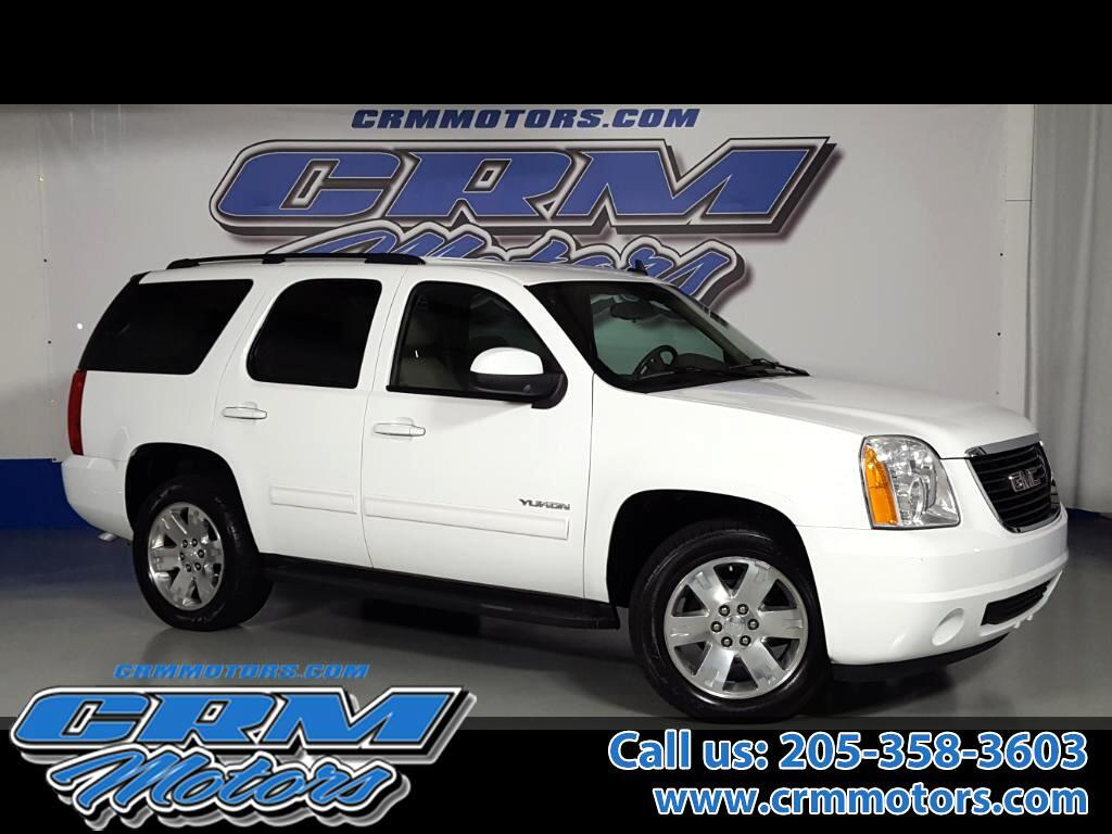 2011 GMC Yukon SLE 2WD