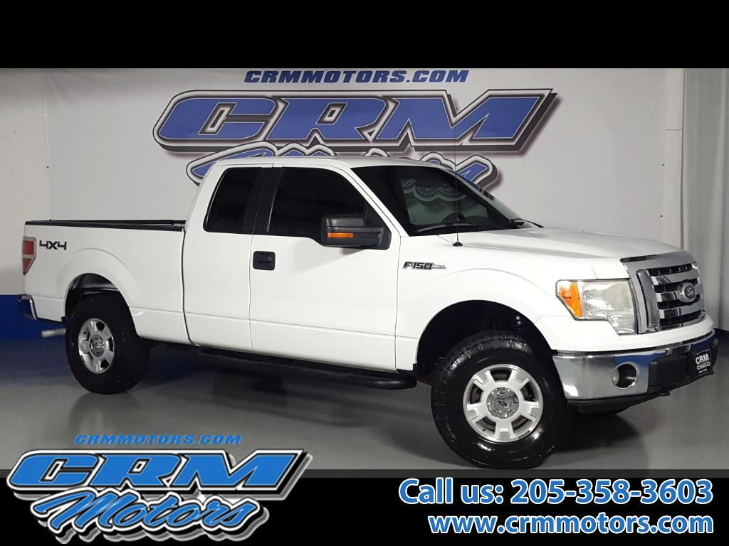2009 Ford F-150 XLT 4WD