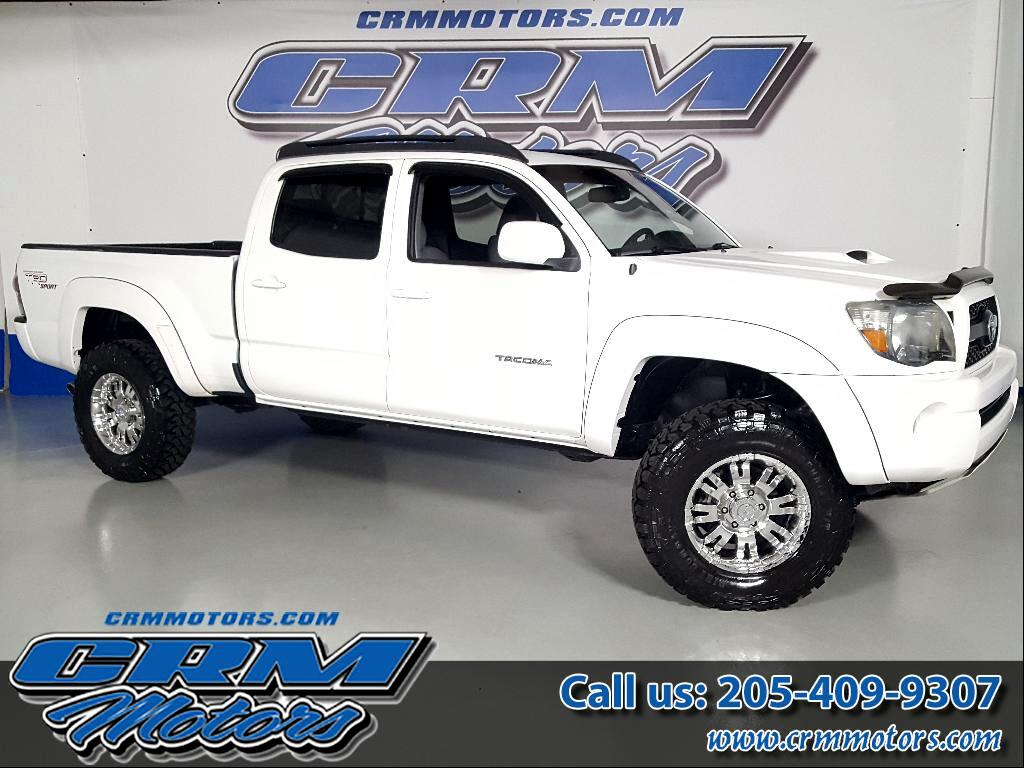 2011 Toyota Tacoma TRD Off Road Double Cab 5' Bed V6 4x4 AT (Natl)