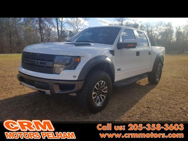2014 Ford F-150 SVT Raptor 4WD One Owner Clean Car Report - SHARP!