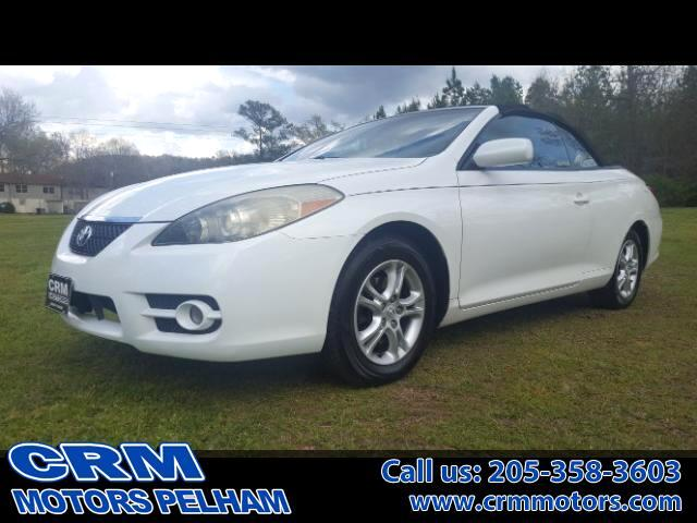 2007 Toyota Camry Solara SE CONVERTIBLE, CLEAN, NO ACCIDENTS, LOW PRICE!