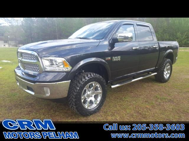 2017 RAM 1500 LARAMIE 4WD, 4 INCH LIFT, TRAIL GRAPPLER TIRES!