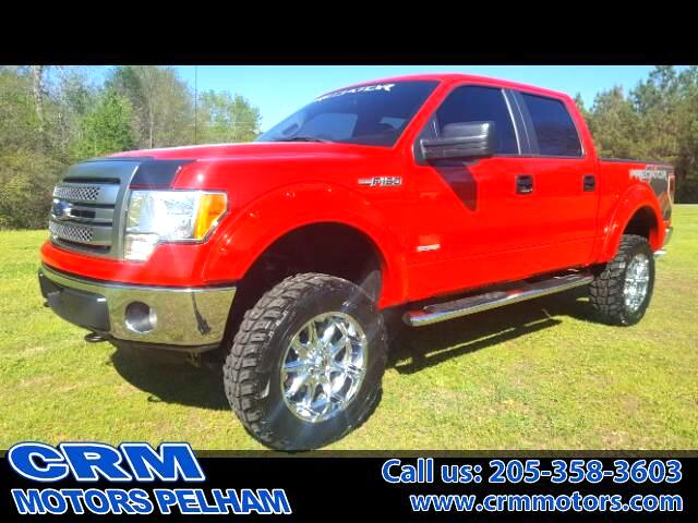 2014 Ford F-150 PREDATOR XLT 4WD ECOBOOST LIFT WHEELS TIRES!