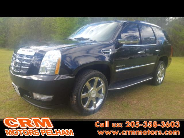 2011 Cadillac Escalade AWD LUXURY HTD/CLD SEAT, DVD, NAV, SUNROOF!