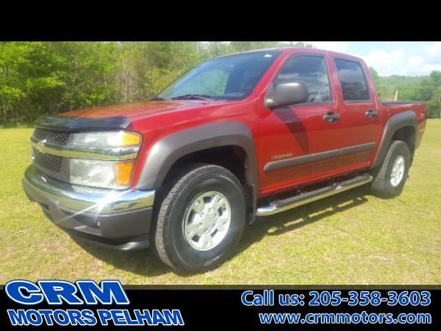 2005 Chevrolet Colorado LS Z71 2WD with SUNROOF