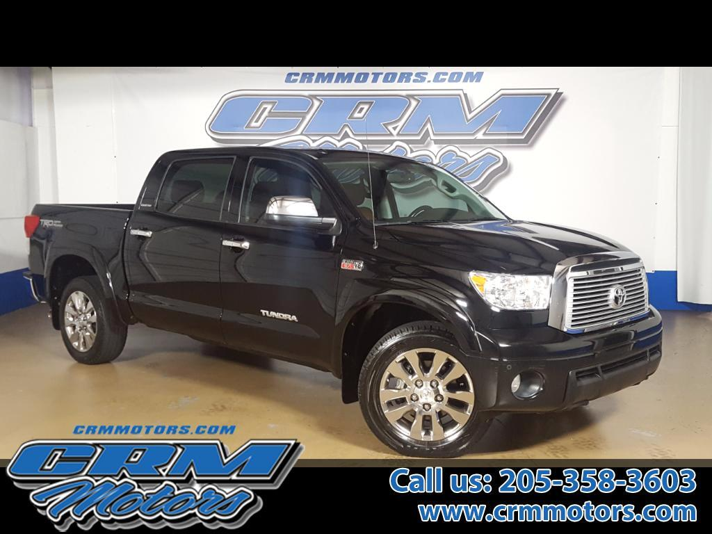 2012 Toyota Tundra Limited 2WD BACK UP CAMERA, NAVIGATION, HEATED SEA