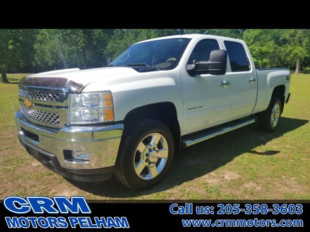 2012 Chevrolet Silverado 2500HD LTZ 4WD BACK UP CAMERA, NAVIGATION, AND HEATED SEA