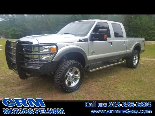 2013 Ford F-250 SD Lariat 4WD