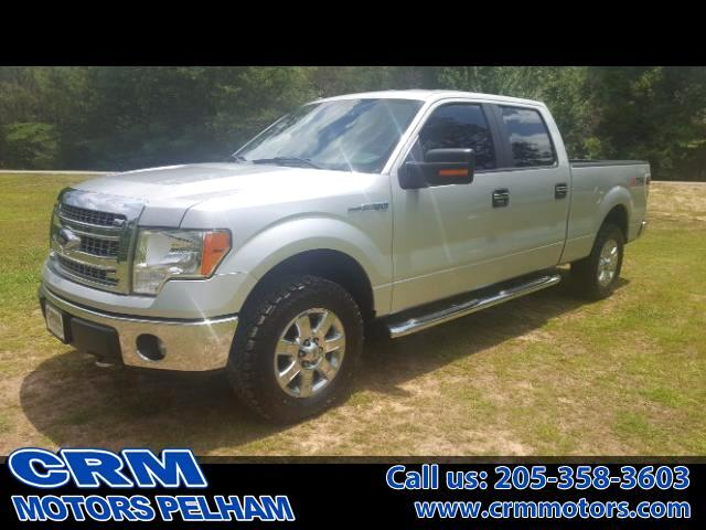 2013 Ford F-150 XLT 4WD with Flex Fuel