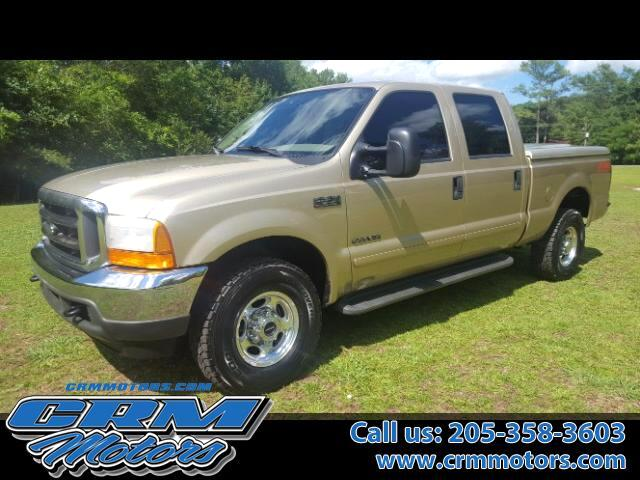 2001 Ford F-250 SD LARIAT 4WD 7.3L LOW MILES!