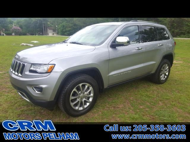 2015 Jeep Grand Cherokee Limited 4WD NO ACCIDENTS