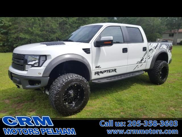 2011 Ford F-150 SVT RAPTOR 4X4, LIFTED, WHEELS, TIRES!