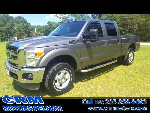 2012 Ford F-250 SD XLT Super Duty 4WD