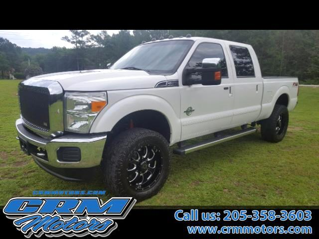 2013 Ford F-250 SD Lariat 4WD Powerstroke, Heated and AC Seats