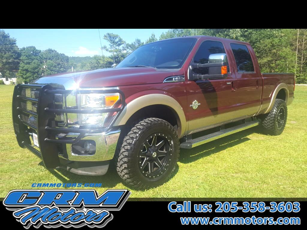 2011 Ford F-250 SD Lariat Super Duty 4WD Heated and AC Seats