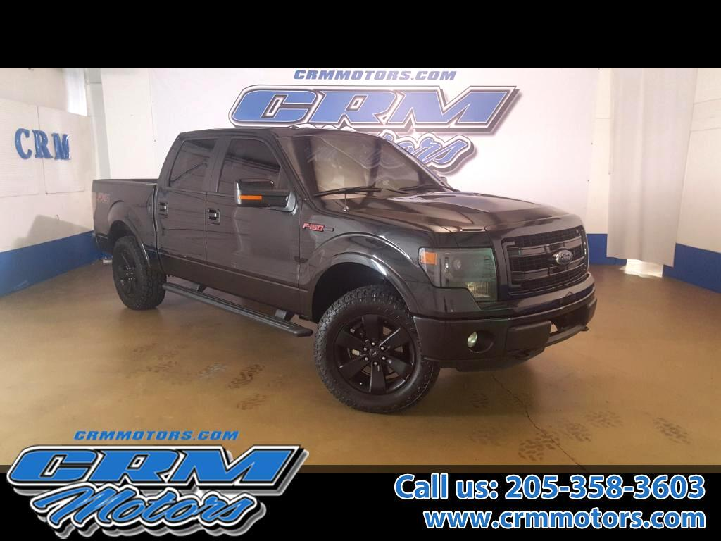 2013 Ford F-150 FX4 4WD