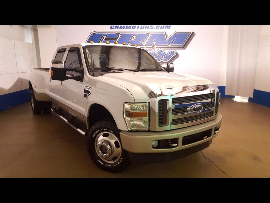 2008 Ford F-350 SD King Ranch Lariat 4WD