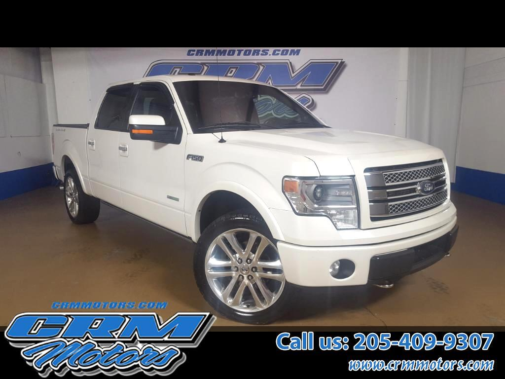 2014 Ford F-150 4WD LIMITED, FULLY LOADED!