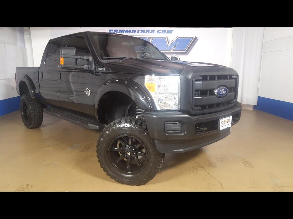2014 Ford F-250 SD XLT 4WD