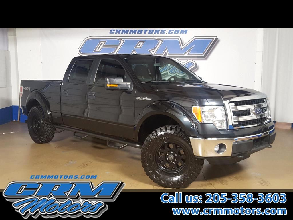 2014 Ford F-150 XLT 4WD