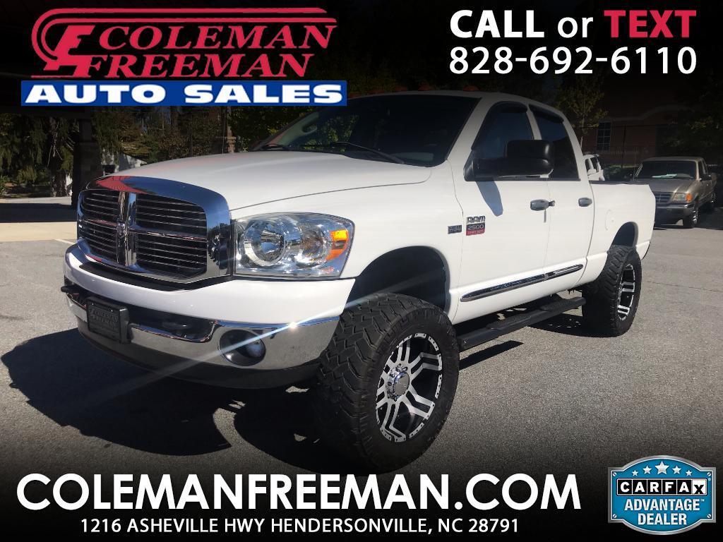2009 Dodge Ram 2500 Laramie Quad Cab 4WD