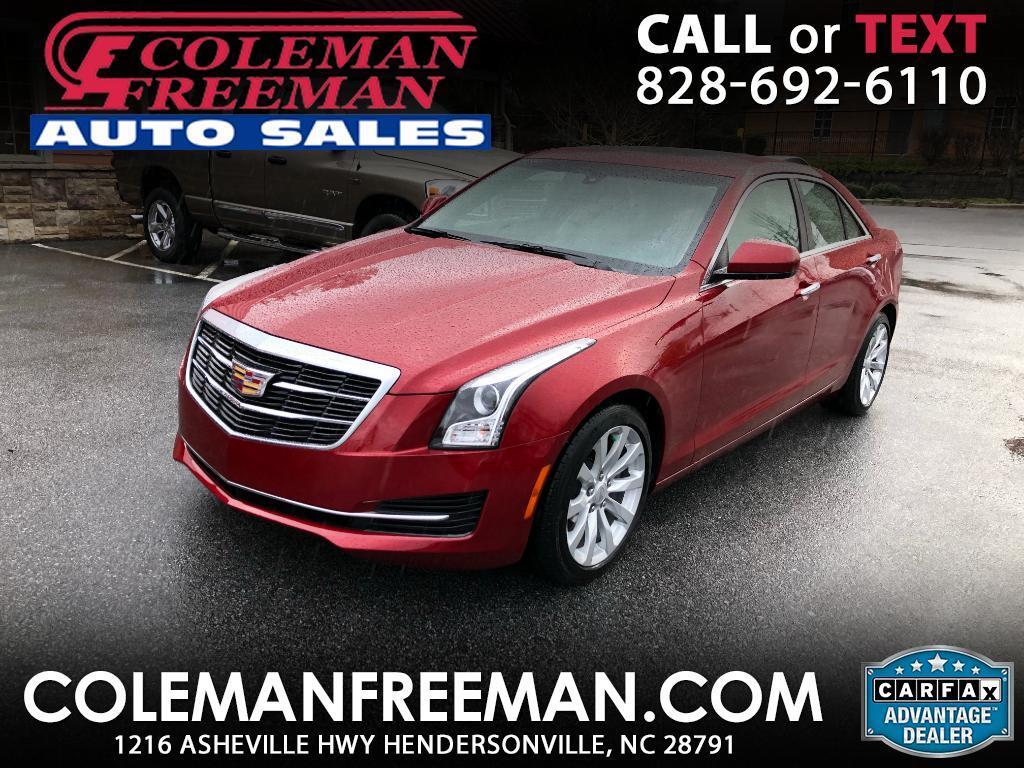 2017 Cadillac ATS 2.0L RWD