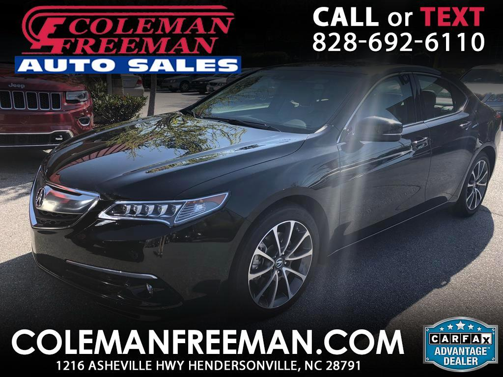 2015 Acura TLX 4dr Sdn FWD V6 Advance