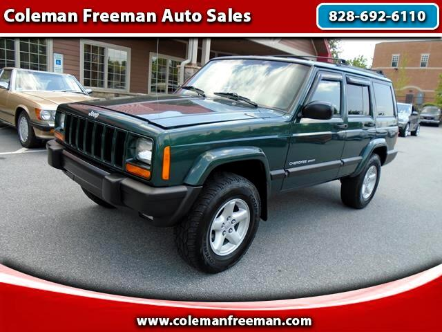 2001 jeep cherokee for sale in greenville sc cargurus. Black Bedroom Furniture Sets. Home Design Ideas