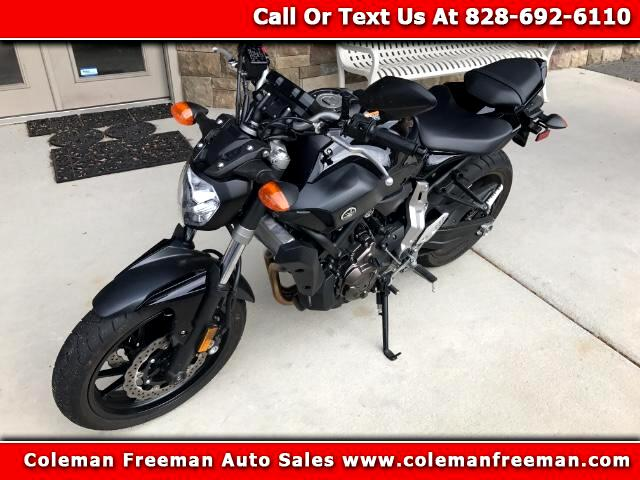 2016 Yamaha Unknown FZ07